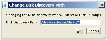 oracleasmdiscoverypath